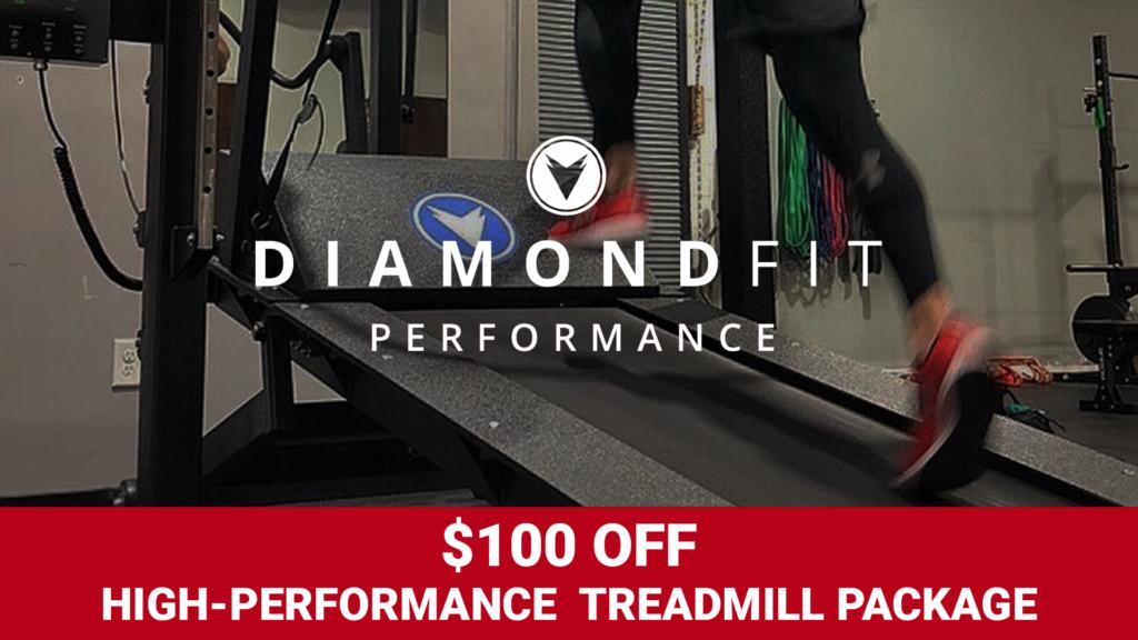 treadmill special offer